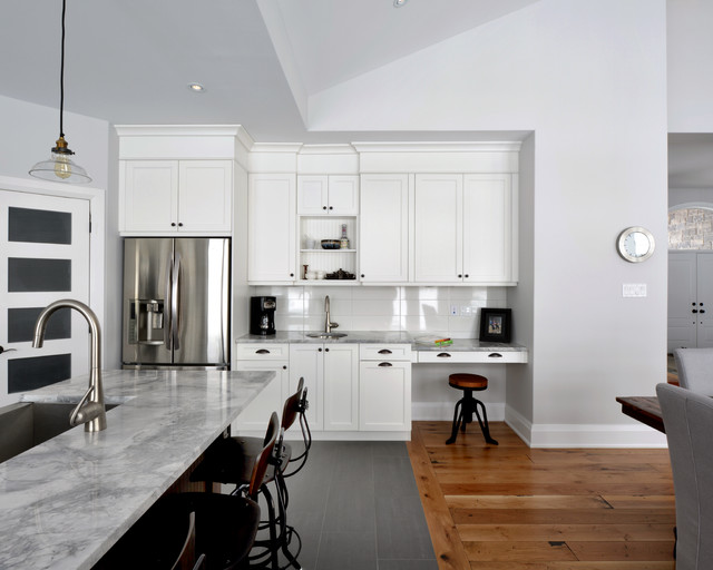 Water S Edge Greely Contemporary Kitchen Ottawa By