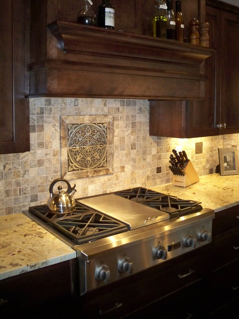 Waterford home traditional-kitchen