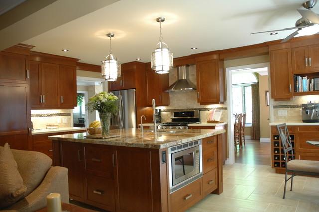 Waterloo Kitchen modern-kitchen