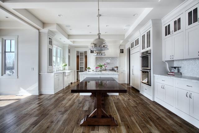Watermark {Waterside Court} traditional-kitchen