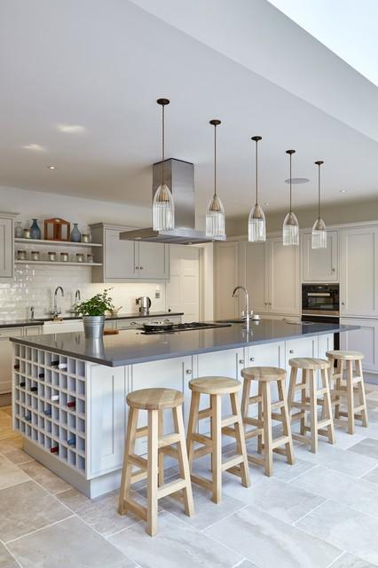 Waterside Home Traditional Kitchen Devon By