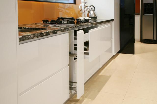 Waterways contemporary-kitchen