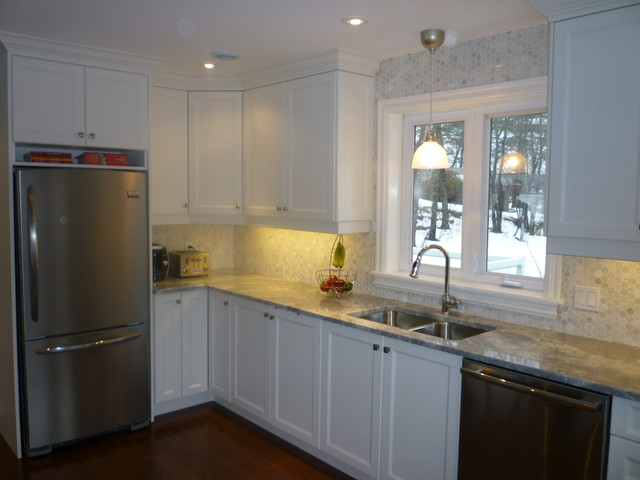 Waverley Renovation Traditional Kitchen Other By Halifax Tile Company