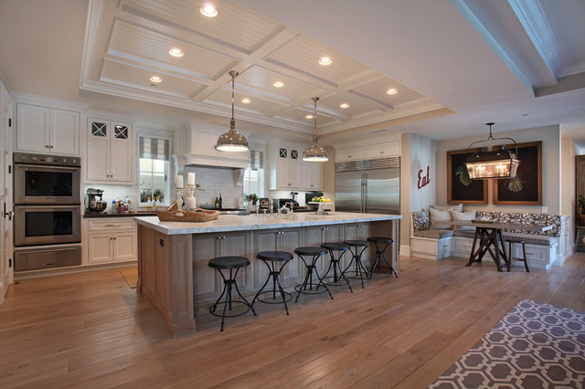 Waverly Traditional Kitchen Orange County By