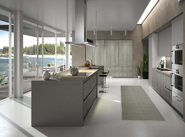 Way by Snaidero Design - Moderno - Cucina - Los Angeles - di ...
