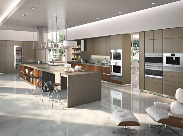 Way by Snaidero Design - Moderno - Cocina - Los Ángeles - de Snaidero USA