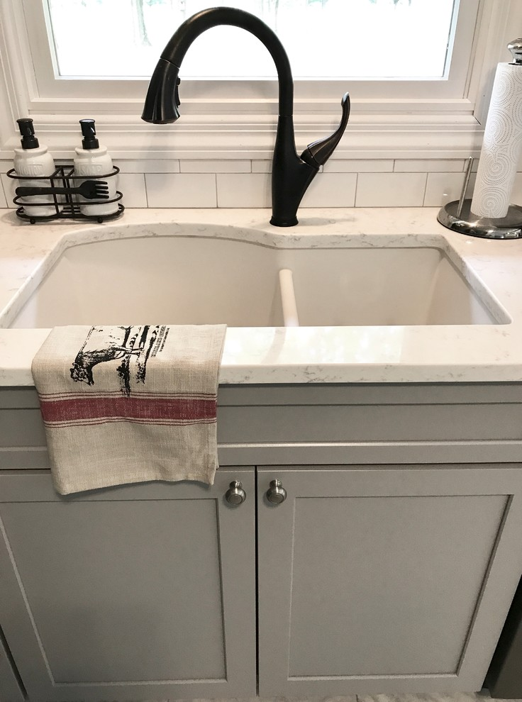 Waypoint Cabinets- Painted Stone and Painted Linen Colors ...