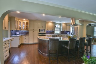 Waypoint Living Spaces Remodeling Cabinets
