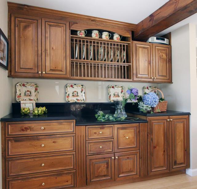 Wayside Kitchens traditional-kitchen