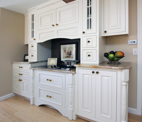 Wayside Kitchens traditional kitchen