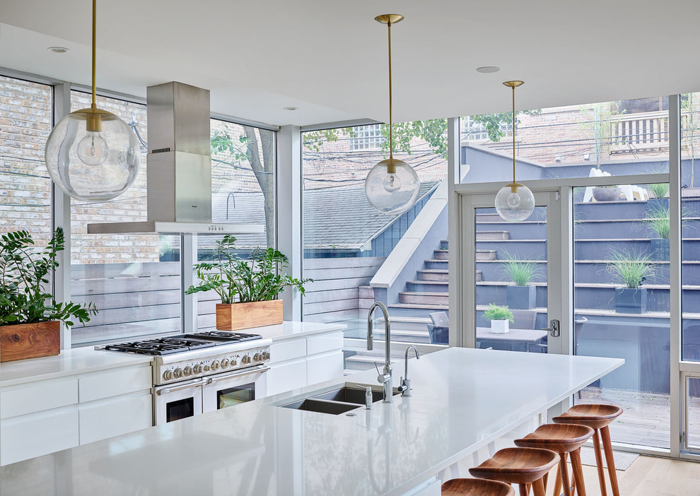 How to Remodel Your Kitchens With Stylish Sinks