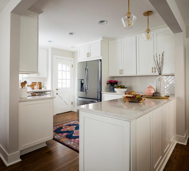 Wedgewood Kitchen Remodel - Transitional - Kitchen - Seattle ...