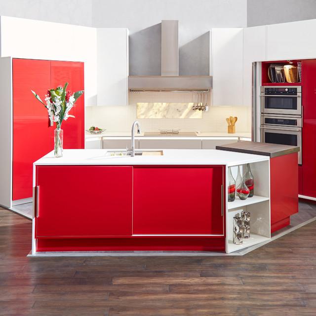 Wellborn Cabinet Aspire Cabinetry - Modern - Kitchen ...