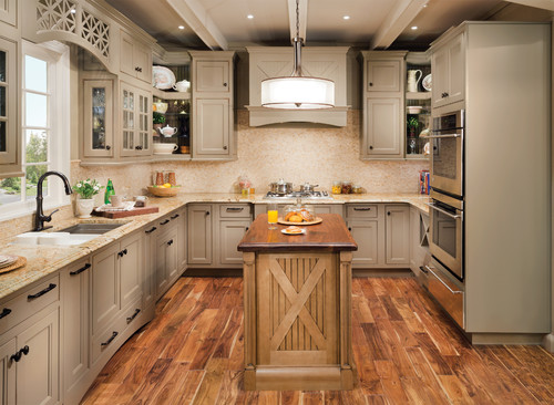 2018 Cabinet Door Trends for Kitchens