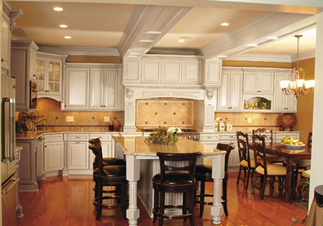 Wellborn Cabinets kitchen