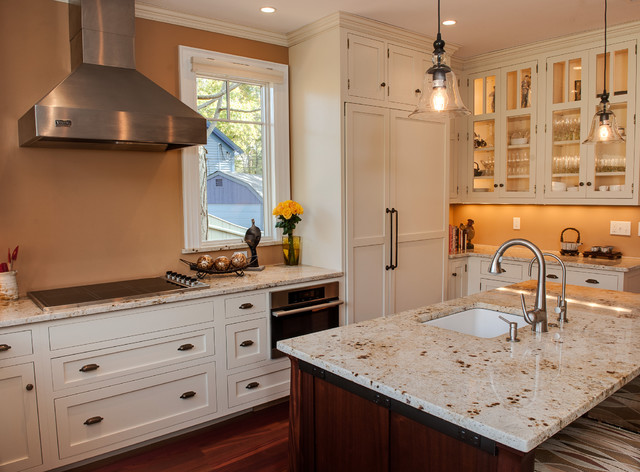 Delicieux Wellesley Home Remodel Traditional Kitchen