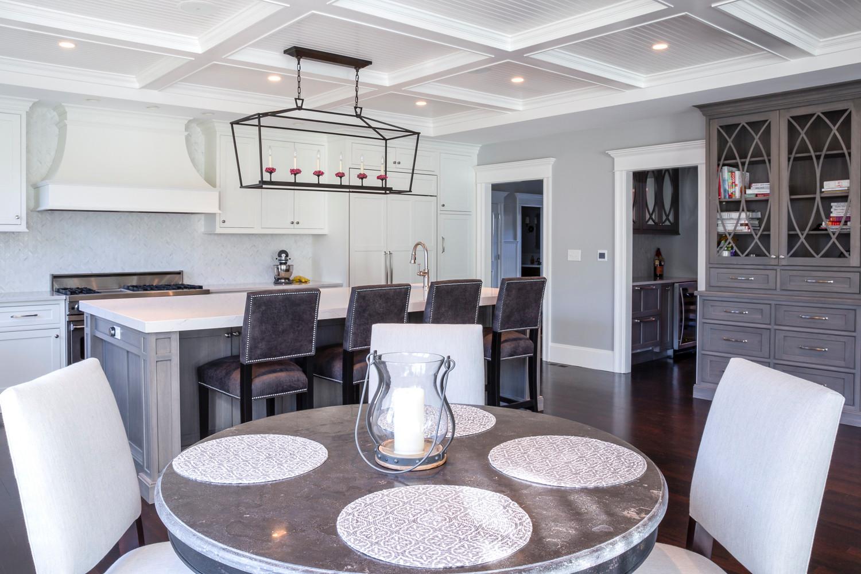 Wellesley, MA Cliff Estates Kitchen Renovation