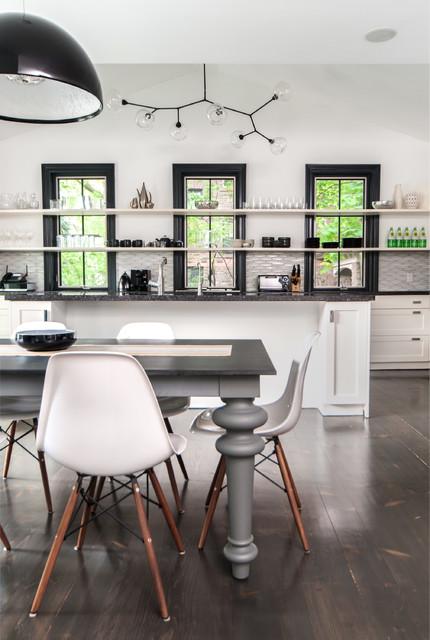 Wells Hill contemporary-kitchen
