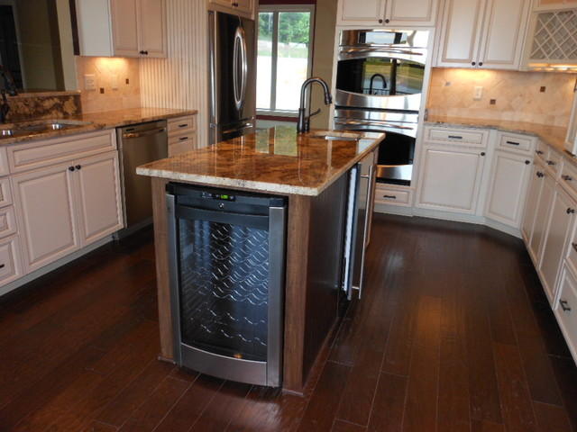 Wellsgate traditional-kitchen