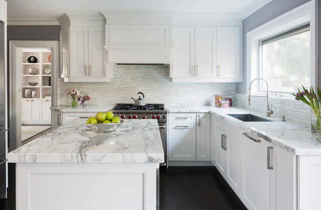 Wembeley - Transitional - Kitchen - Toronto - by Jodie Rosen Design