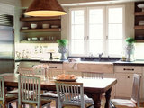 farmhouse kitchen 12 Rustic Touches That Add Warmth to a Kitchen (13 photos)