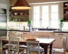 Wendi Young Design farmhouse-kitchen