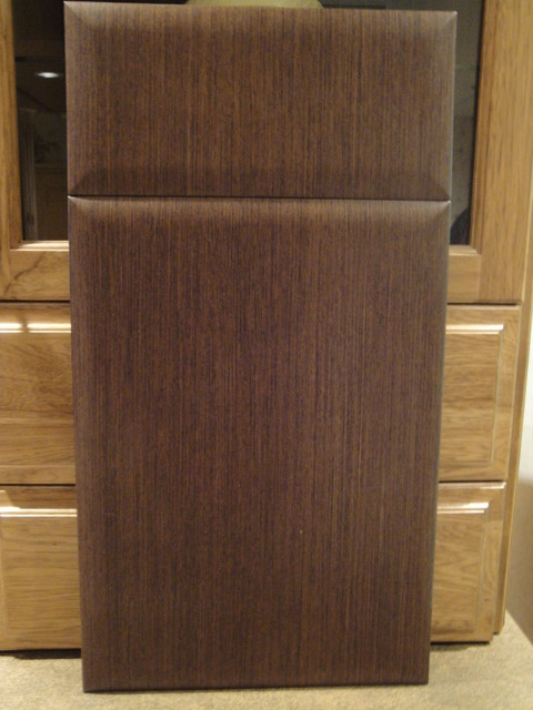 wenge wood contemporary-kitchen