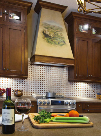 Wesley Chapel Kitchen Remodel traditional-kitchen