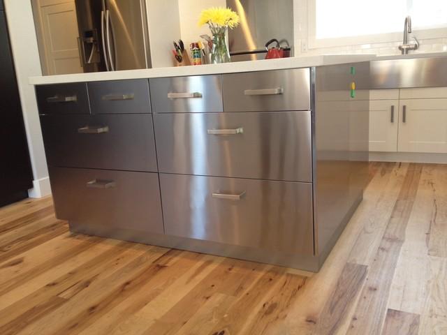West 50th Kitchen Remodel contemporary-kitchen
