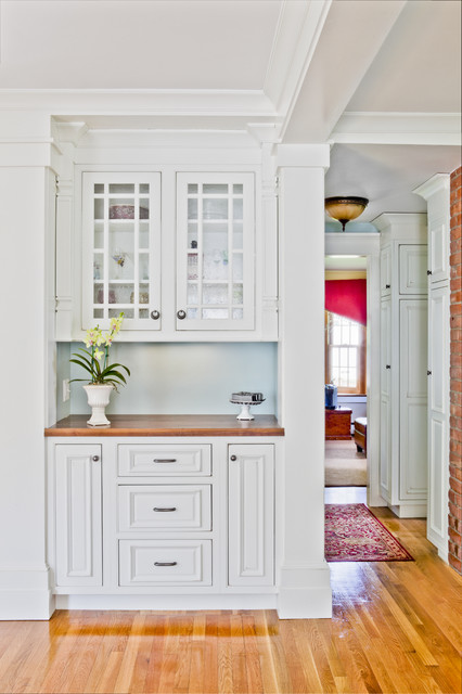 West Acton, MA  Project traditional-kitchen