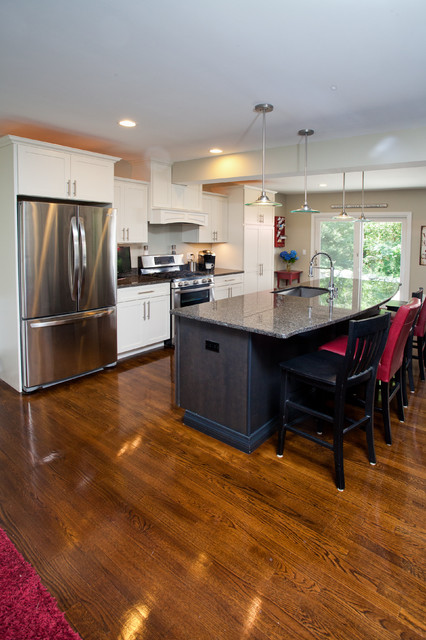 Kitchen  Contemporary  Kitchen  Other  by Emerald City, LLC