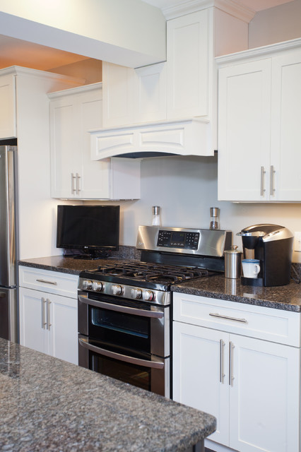 Kitchen  Contemporary  Kitchen  other metro  by Emerald City, LLC