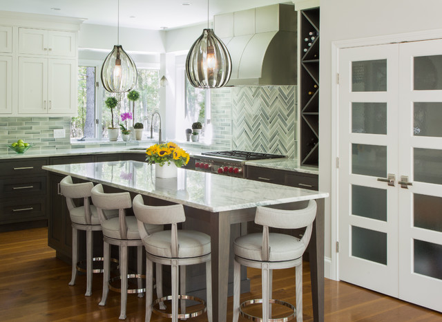 West Bay Renovation contemporary-kitchen