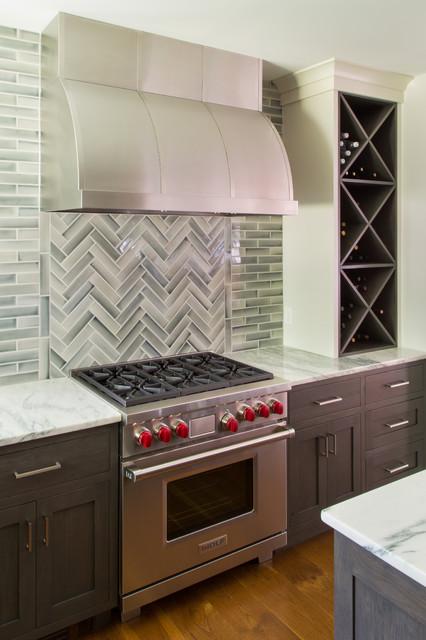 West Bay Renovation contemporary-kitchen