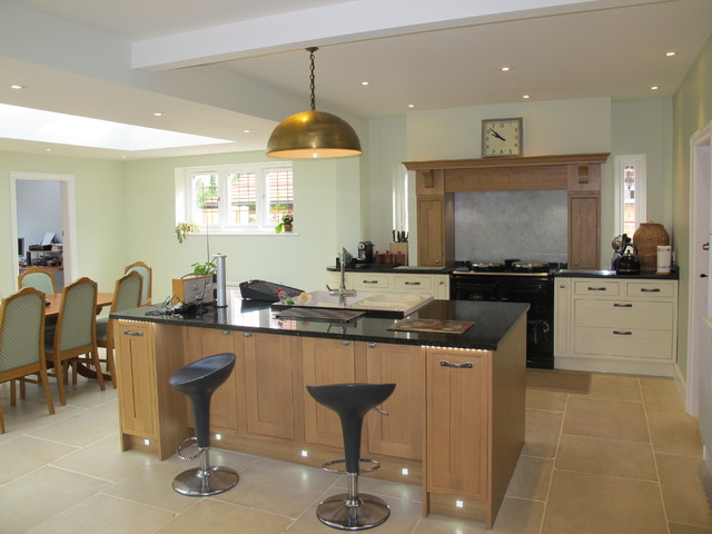West bridgford extension for Traditional kitchen extensions