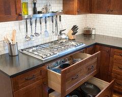 West Chester Kitchen featuring Dura Supreme Craftsman Panel Door craftsman-kitchen