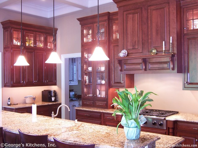 West Chester New Construction traditional-kitchen