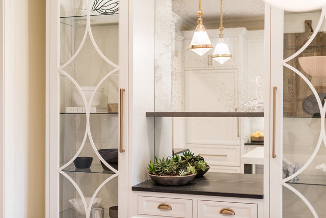 West clay residence transitional kitchen for Kitchen designs by clay