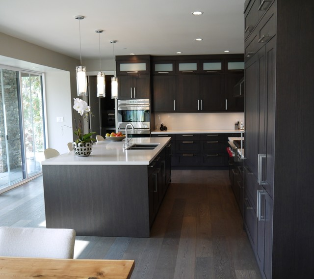 West coast kitchen contemporary kitchen vancouver for Kitchen ideas vancouver
