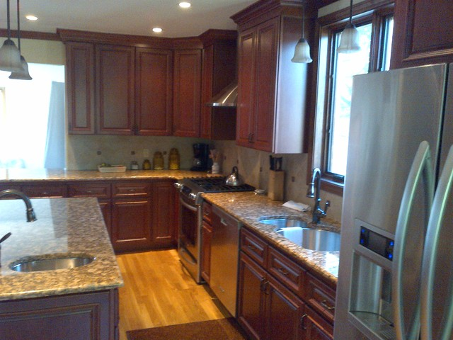 West Hartford Kitchen Remodel