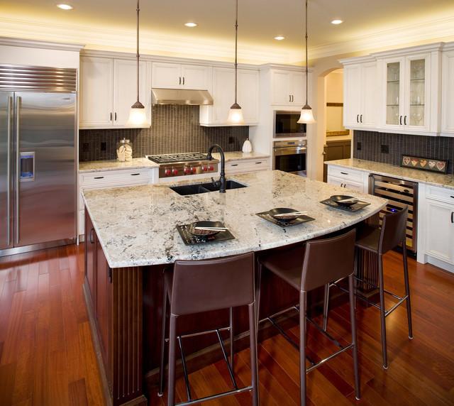 Modern Kitchen Design Calgary: West Hillhurst Executive