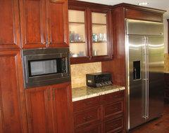 West Hills, CA Renovation: Kitchen traditional-kitchen