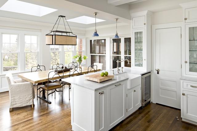 West HIlls - Kitchen traditional-kitchen
