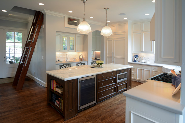 West Hills Private Residence Traditional Kitchen Portland