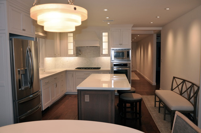 West Hollywood Residence contemporary-kitchen