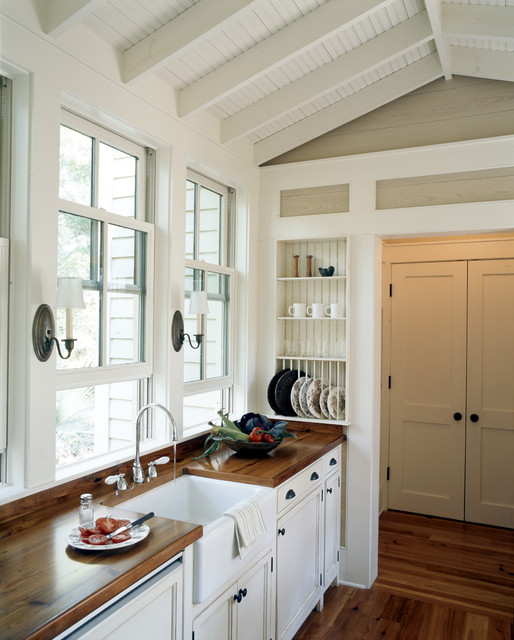 Farm Style Kitchen: West Indies Meets Lowcountry