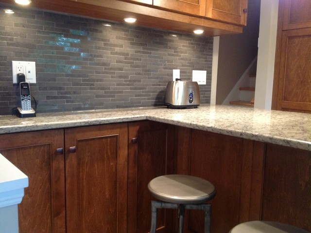 west island kitchen transitional kitchen montreal