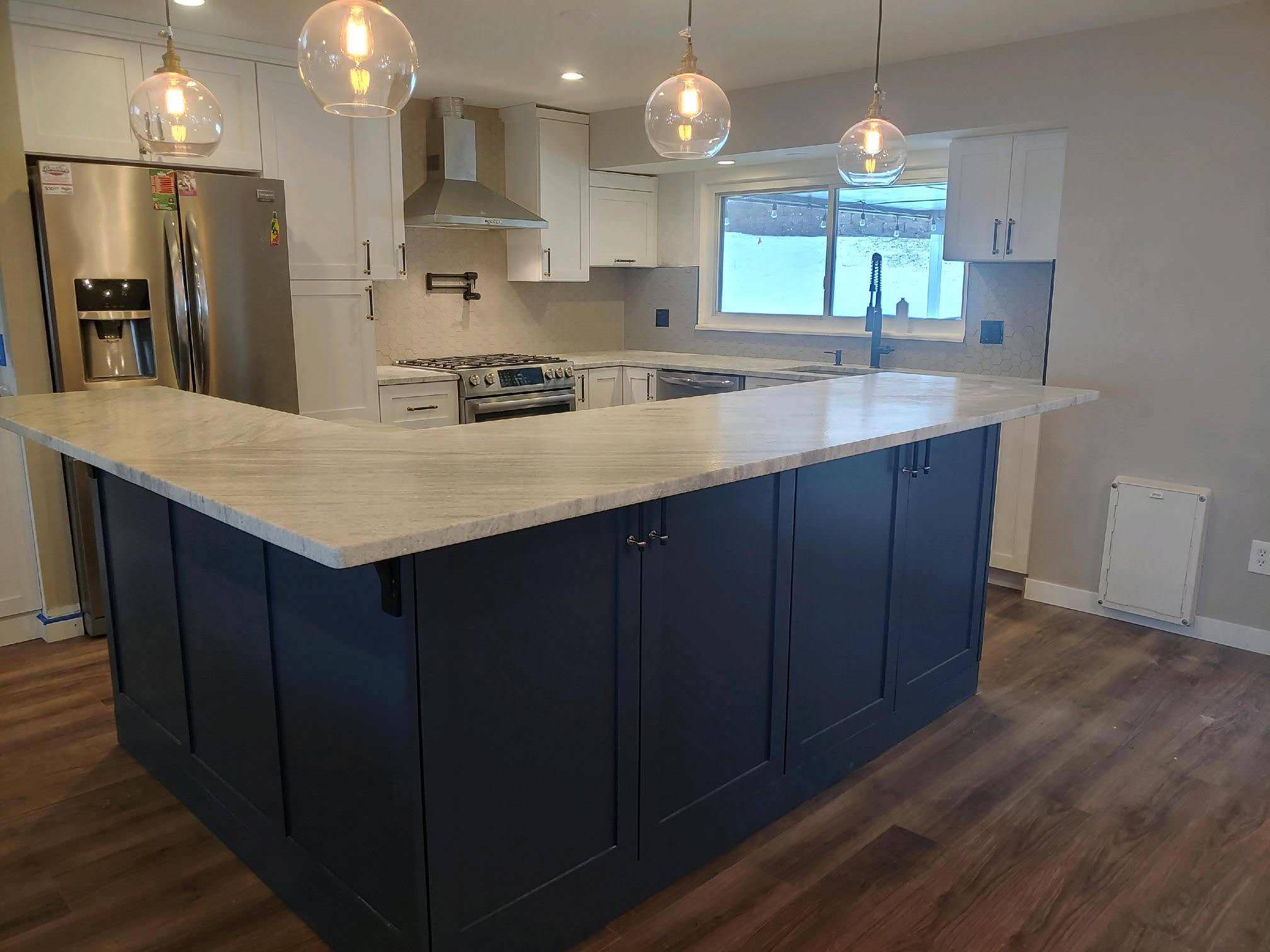 West Littleton Kitchen remodel
