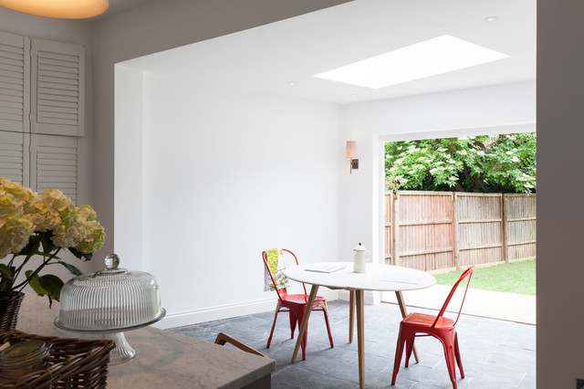 West London Project Scandinavian Kitchen South East By Rosie Browne C