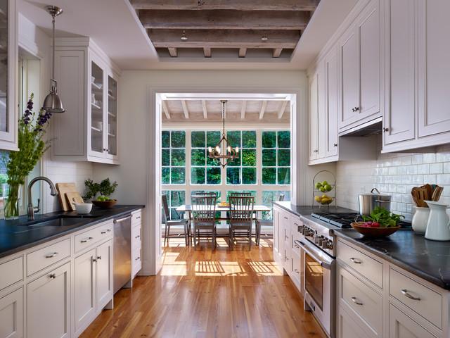 West Philadelphia Addition Traditional Kitchen Philadelphia By Rasmussen Su Architects